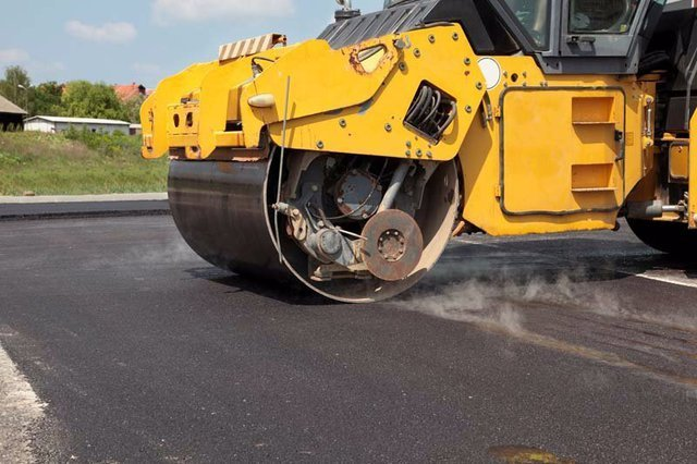 Lichfield Tarmacadam Commercial Road Surfacing
