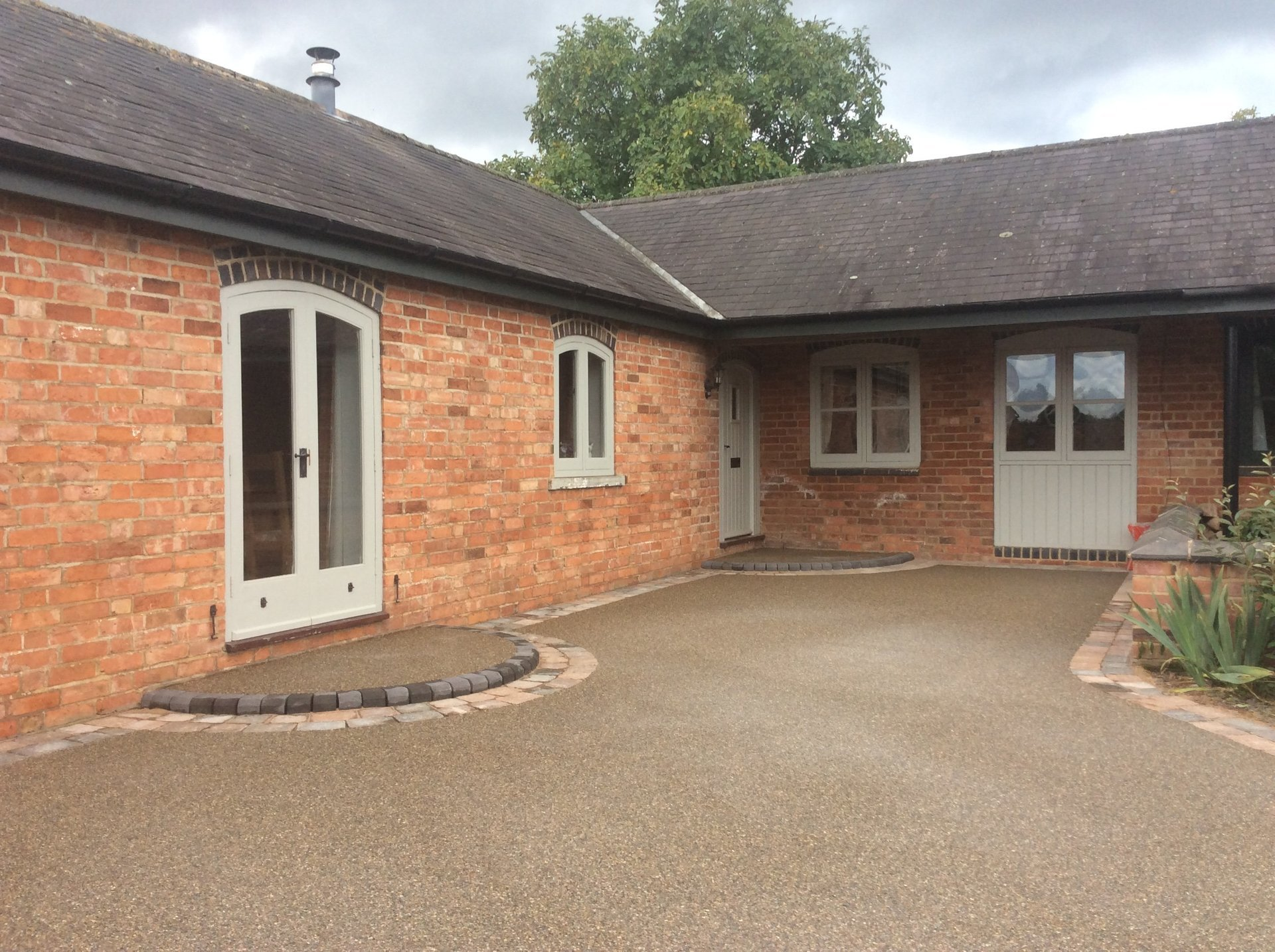 Lichfield Domestic Driveways