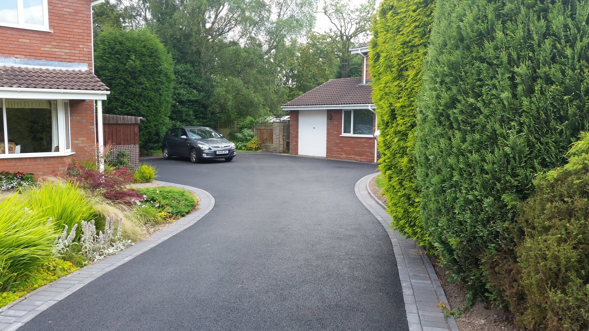 Lichfield Tarmacadam Established in 1968