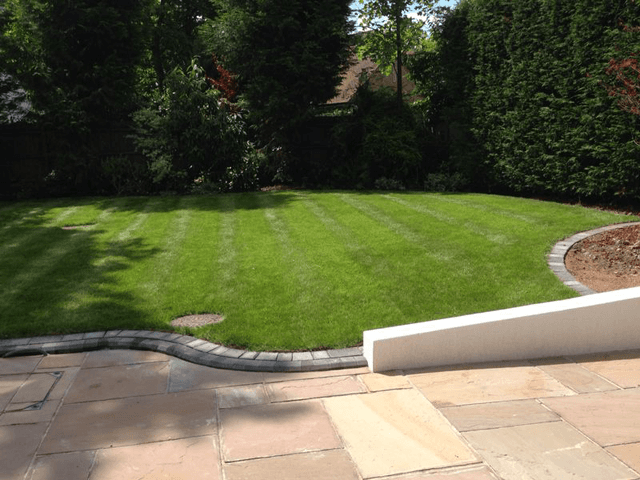 Lichfield Domestic Patios