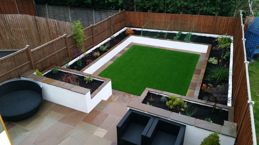 Lichfield Tarmacadam Domestic Patio Experts
