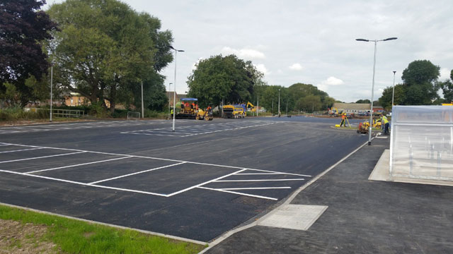 Lichfield Tarmacadam Commercial Developments