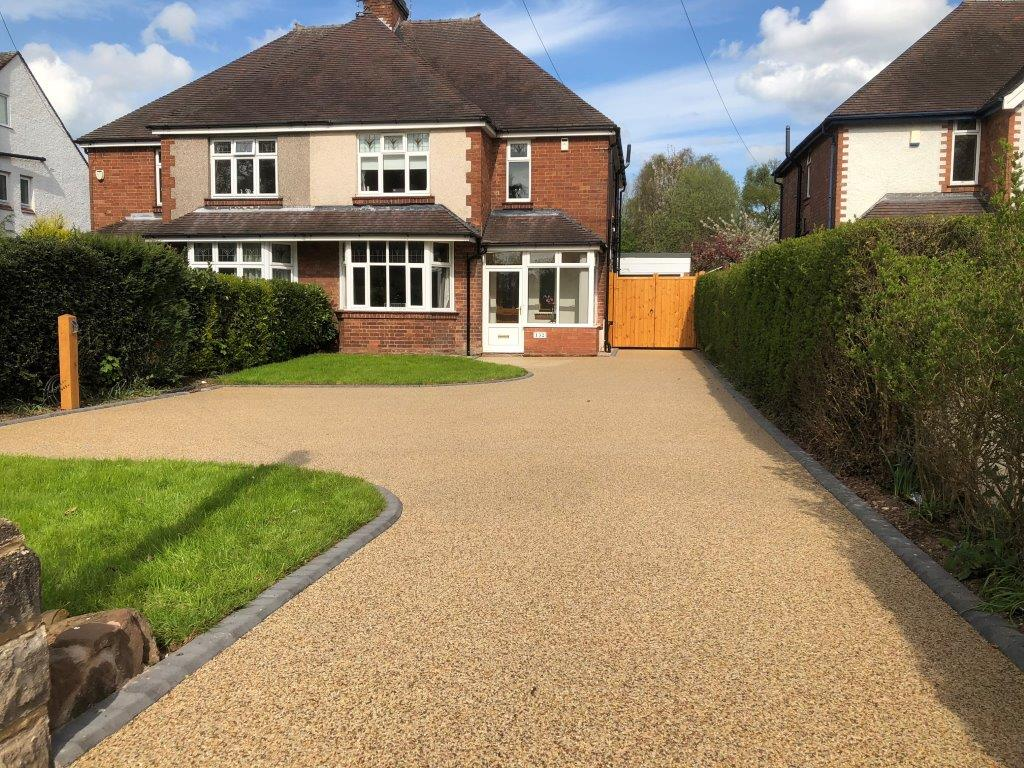 Lichfield Domestic Resin Bound Gravel