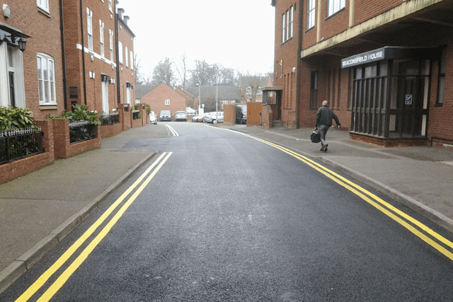 Lichfield Tarmacadam Commercial Road Surfacing Experts
