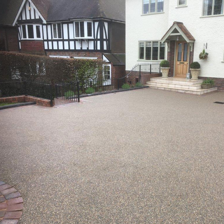 New Driveways in Hoarcross