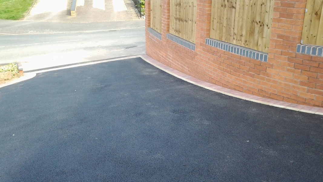 Tarmac Driveway in Rugeley