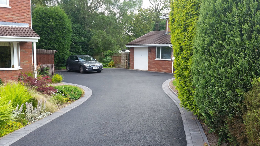 Looking for a new driveway in Fradley?