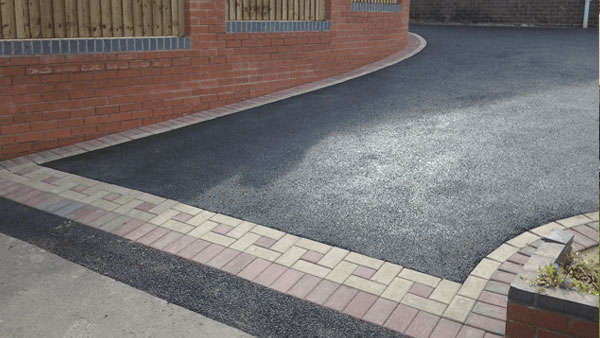 Tarmac Driveway in the West Midlands