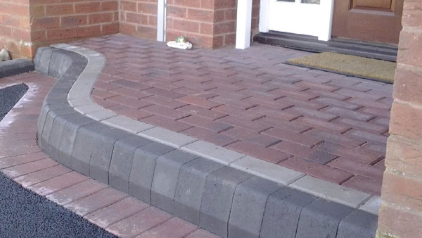 Block Paved Driveway in Sutton Coldfield