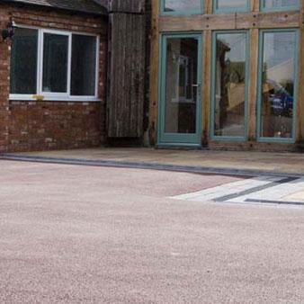 West Midlands Resin Bound Driveways