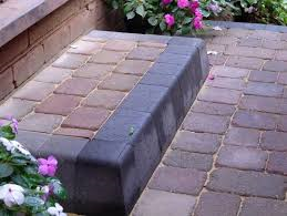 block paved step