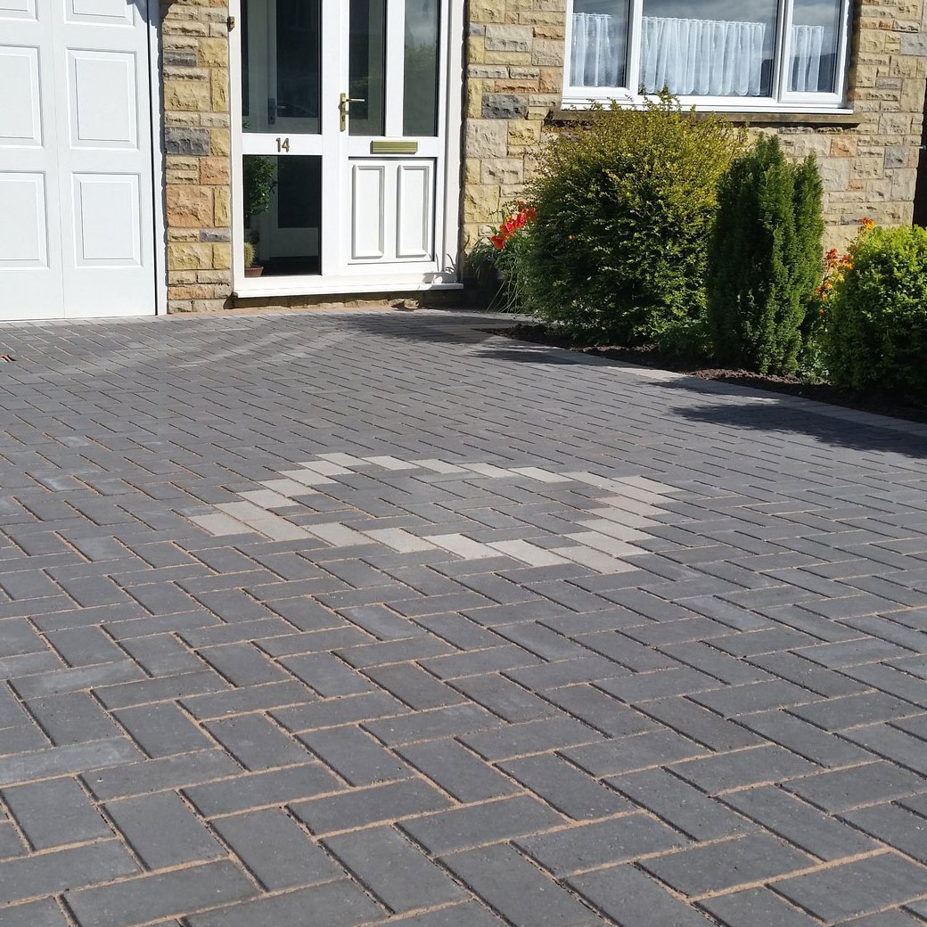 New Driveways in Little Aston