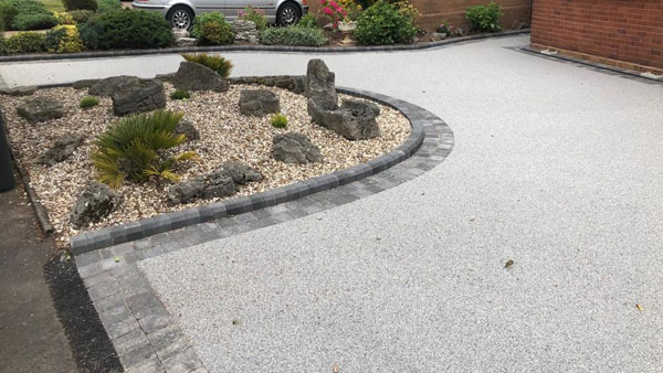 Swadlincote, South Derbyshire Block Paved Driveways