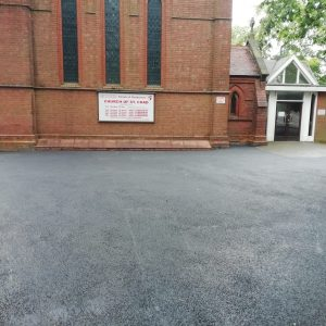 Commercial Resurfacing Work