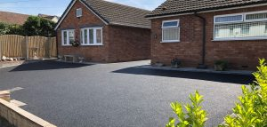 New driveways in Dorridge