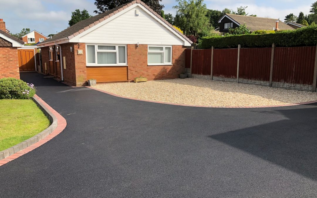 Tarmac Driveways in Stafford