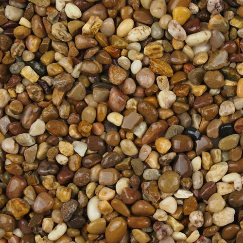 Daltex Red Dried Gravel