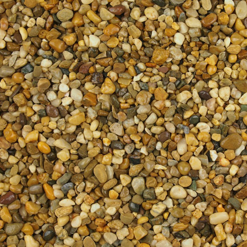 Daltex Yellow Dried Gravel