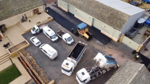 Commercial Resurfacing Services Midlands