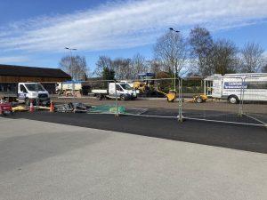Boley Park Commercial Resurfacing