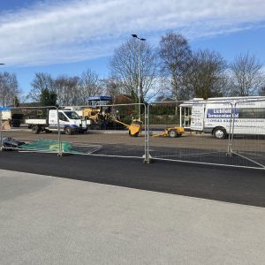 Boley Park Resurfacing