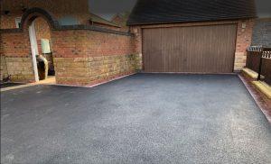 Domestic Driveway Resurfacing